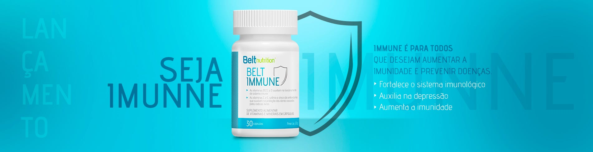 Belt Immune - NOVO