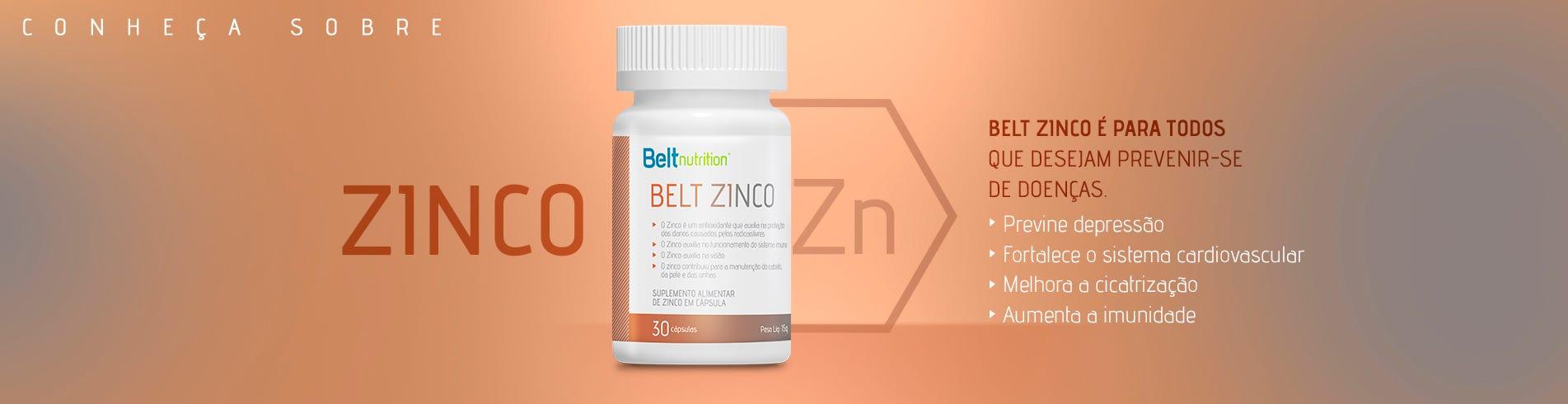 Belt Zinco (novo)